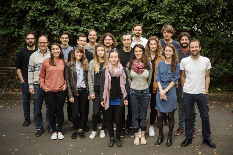 Team of Ecosia